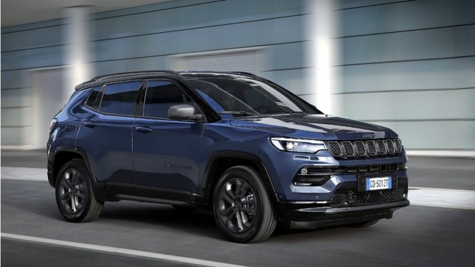 Jeep Compass edisi 2021
