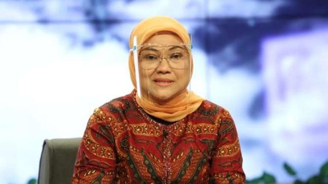 Menaker Ida Fauziyah.