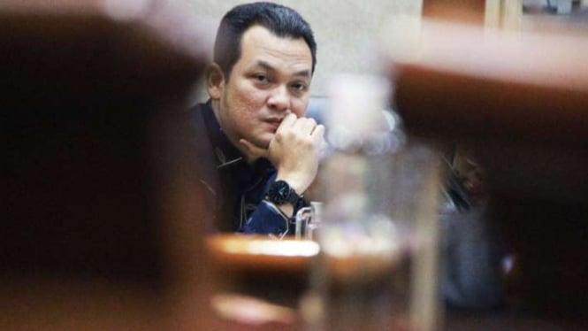 Anggota DPR dari Fraksi Partai Nasdem, Martin Manurung.