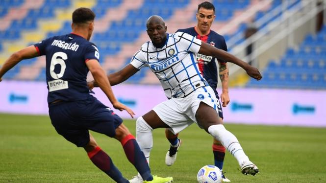 Pertandingan Crotone vs Inter Milan
