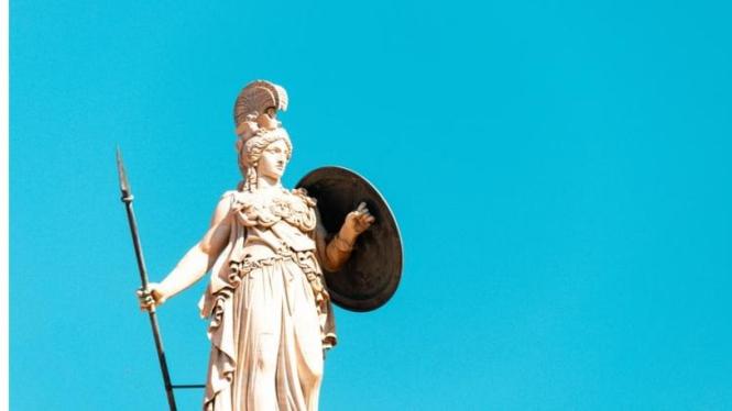 Kota Athena merupakan kota tertua di Eropa.