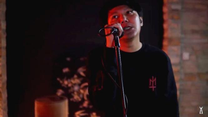 Vokalis band DeadSquad, Daniel Mardhany