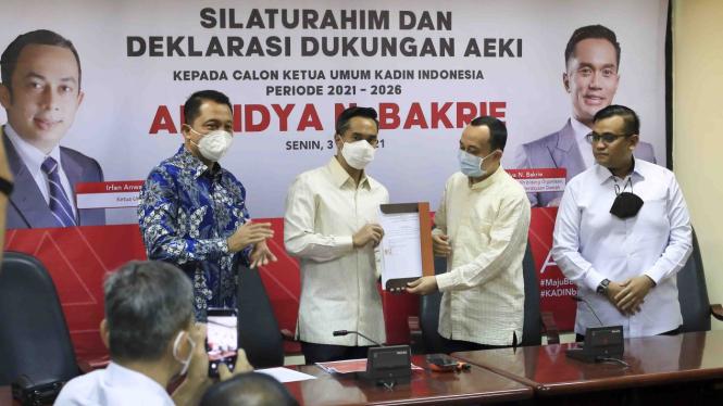 Harapan AEKI pada Kadin Indonesia Jika Dipimpin Anindya Bakrie