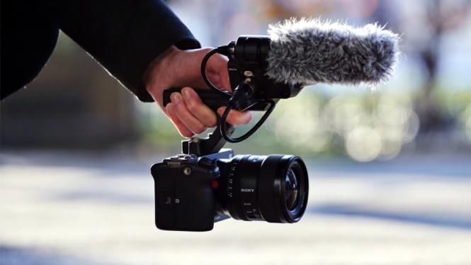 Kamera Sony FX3