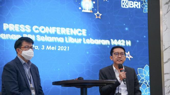 Press Conference Virtual