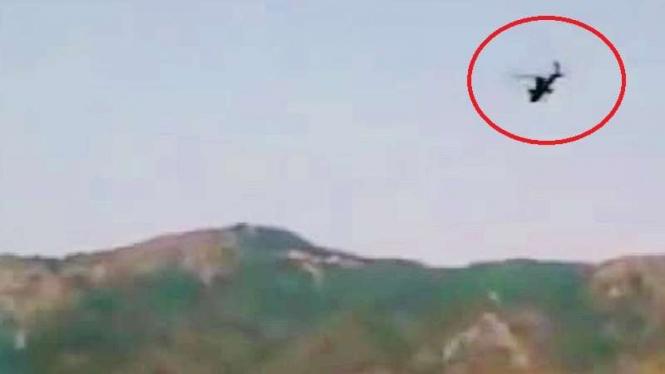 VIVA Militer: Helikopter militer Myanmar diserang milisi KIA