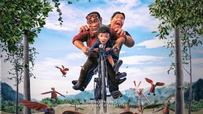 Adit Sopo Jarwo: The Movie.