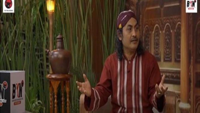 Budayawan KH Ngatawi Al Zastrow