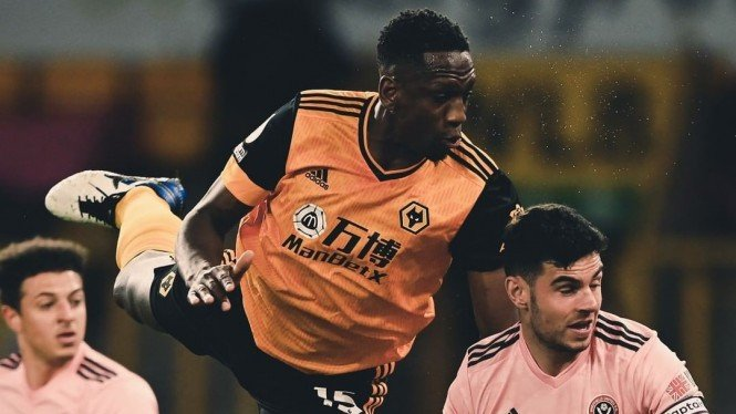 Bek Wolverhampton Wanderers, Willy Boly