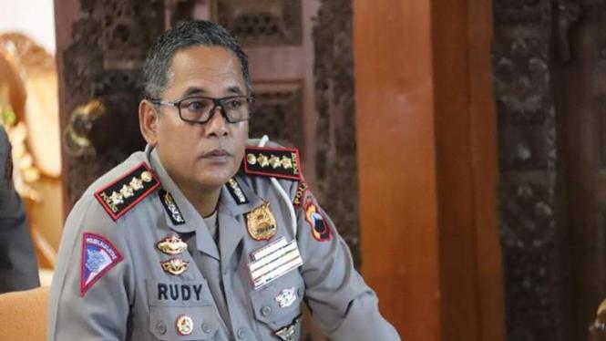 Direktur Lalu LintasPolda Jateng Kombes Pol M. Rudy Syafirudin