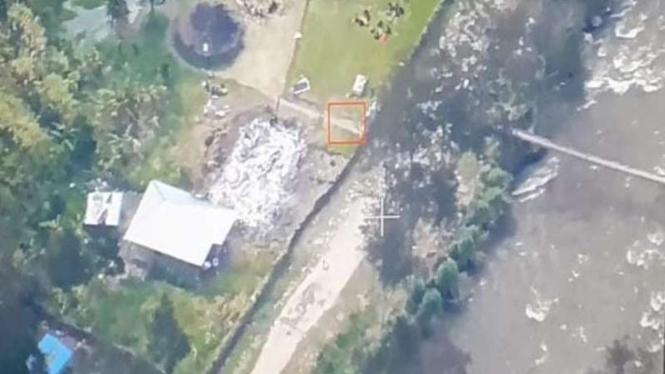 Gedung sekolah, rumah guru dan gedung lama puskesmas Mayuberi dibakar KKB Papua