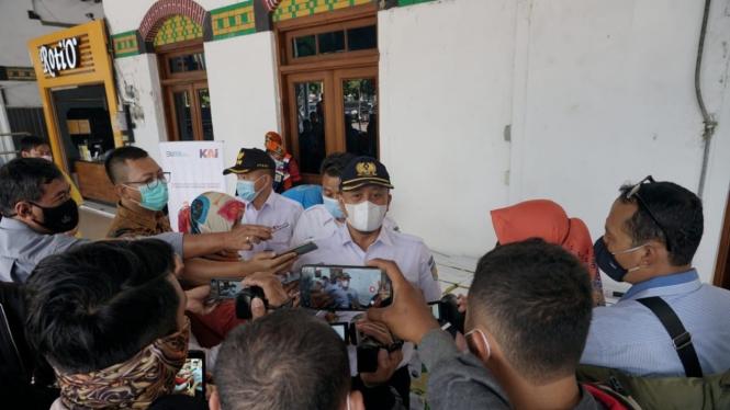 EVP KAI Daop 4 Semarang, Wisnu Pramudyo