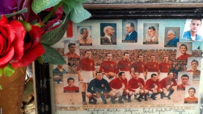 Generasi Emas Torino yang tewas di Tragedi Superga