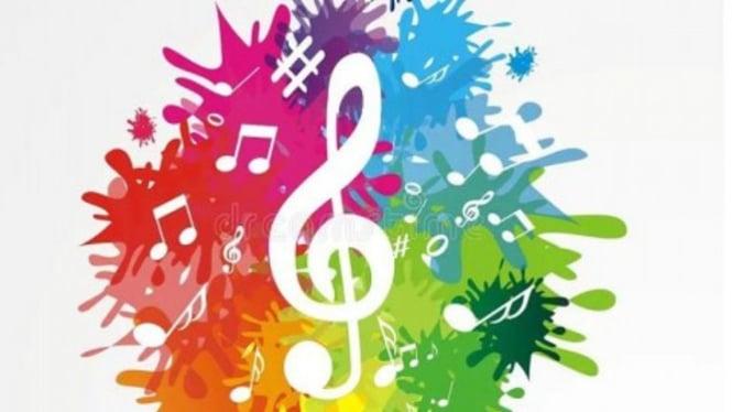 Rayakan hidup dengan musik