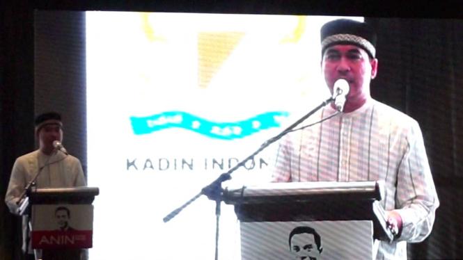 Ketua Kadin Jawa Tengah, Kukrit Wicaksono.