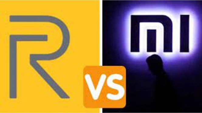 Realme vs Xiaomi.