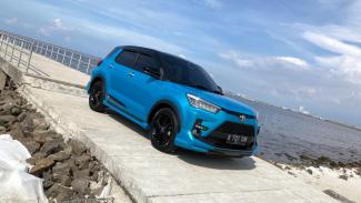 Toyota Raize 1.0 GR Sport TSS