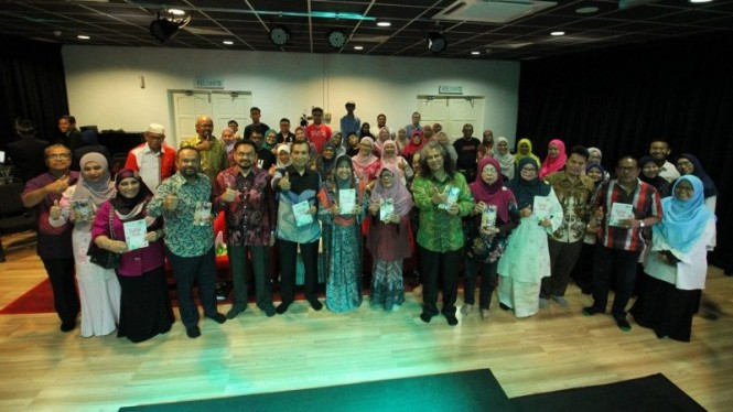 Aktivitas Persatuan Pemuisi Nasional Malaysia (PEMUISI).