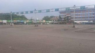 Terminal Bus Induk di Kota Bekasi