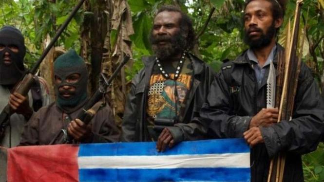 VIVA Militer: Anggota Organisasi Papua Merdeka
