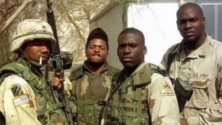 VIVA Militer: Prajurit kulit hitam Angkatan Bersenjata Amerika Serikat