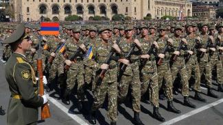 VIVA Militer; Pasukan Angkatan Bersenjata Armenia