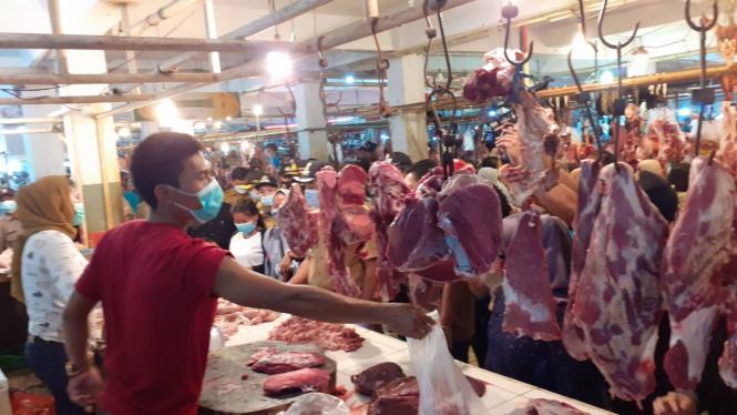 Jelang Lebaran, Harga Daging Sapi Tembus Rp140 Ribu per Kg
