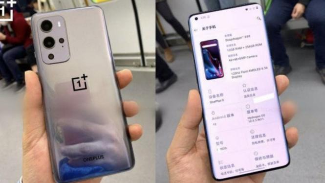 Xiaomi Mi 11 Pro vs OnePlus 9.
