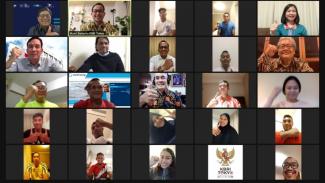 Dubes RI Jepang Semangati Atlet Dayung di Kualifikasi Olimpiade