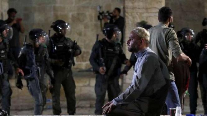 RI Kecam Pengusiran Paksa oleh Israel dan Kekerasan di Al-Aqsa