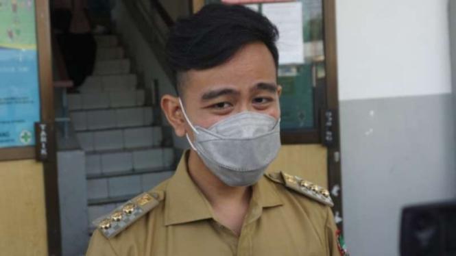 Wali Kota Solo, Gibran Rakabuming Raka.