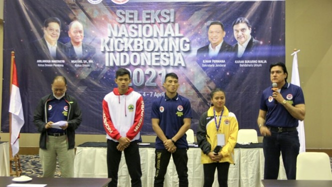 Seleknas Kickboxing Indonesia
