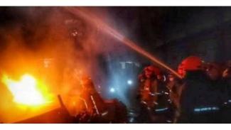 VIVA Militer: PT Pindad (persero) kebakaran