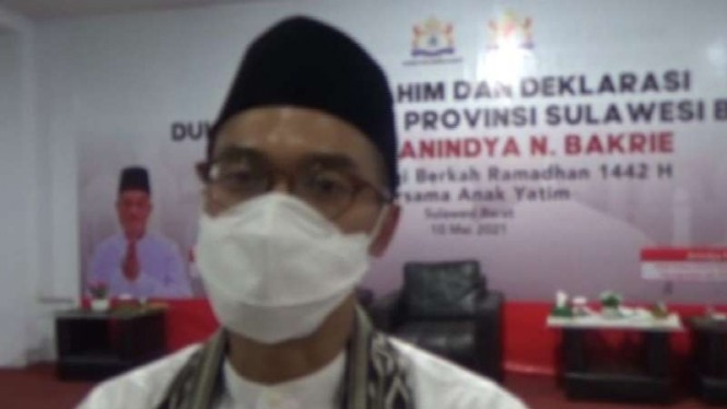 Calon Ketua Umum Kadin Indonesia, Anindya Bakrie.