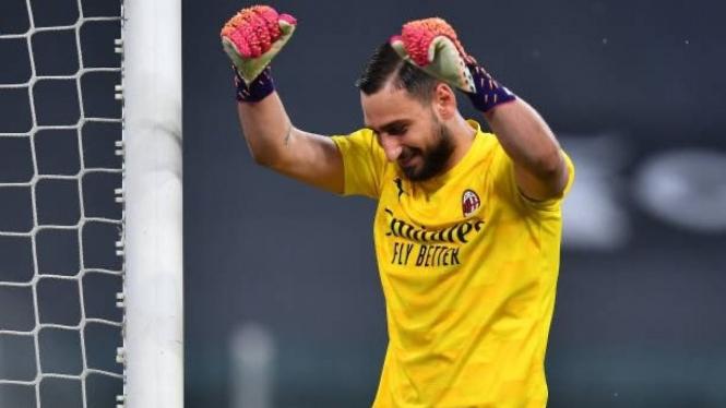 Kiper AC Milan, Gianluigi Donnarumma
