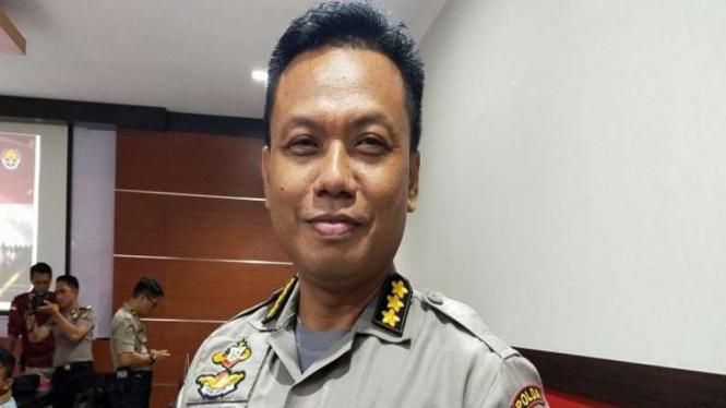 Kabid Humas Polda Sulawesi Tengah Kombes Pol Didik Supranoto