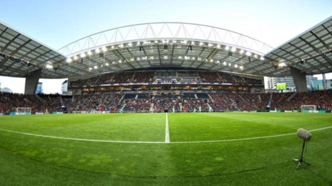 Kandang FC Porto, Estadio Do Dragao.
