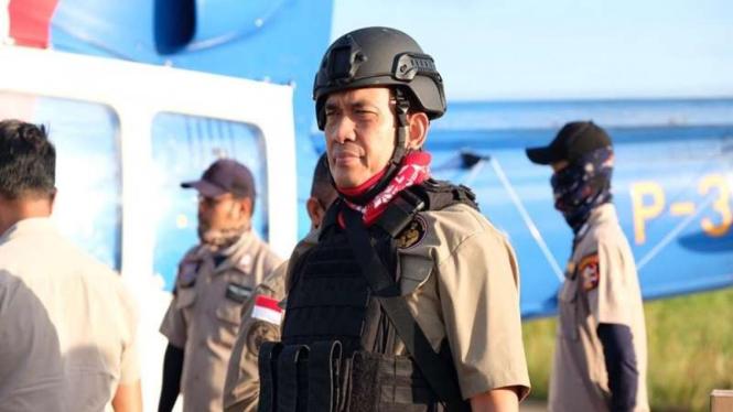Kasatgas Humas Operasi Nemangkawi, Kombes M. Iqbal Alqudusy