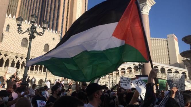 Pertanyakan Dukungan Islam atas Palestina, Seorang Remaja Ditangkap
