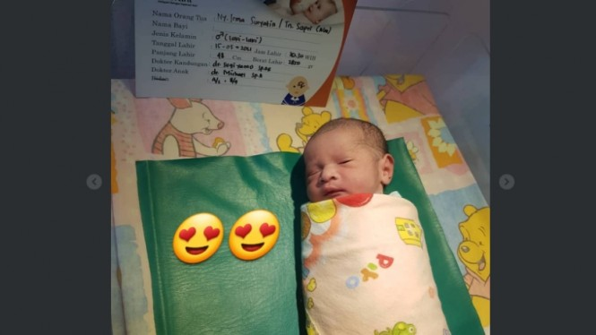 Anak Kedua Almarhum Bang Sapri