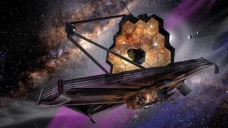 Teleskop James Webb.