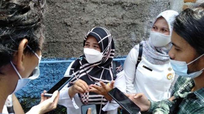 Kepala Seksi Perlindungan Khusus Anak (DP3A) Mini Aminah