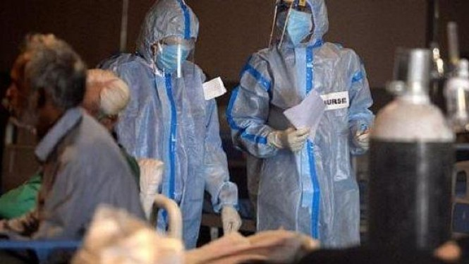 Mucormycosis infeksi baru yang mengintai negara India