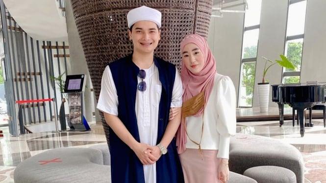Muhammad Alvin Faiz & Larissa Chou