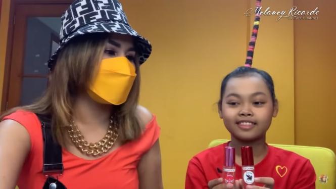 Misca Fortuna Mancung di vlog Melaney Ricardo.