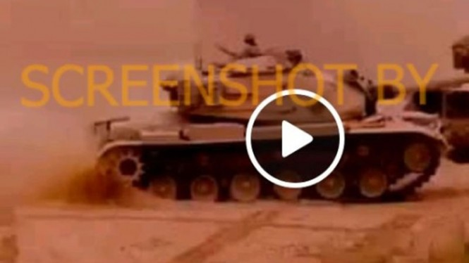 Militer Turki disebut siap serang Israel.