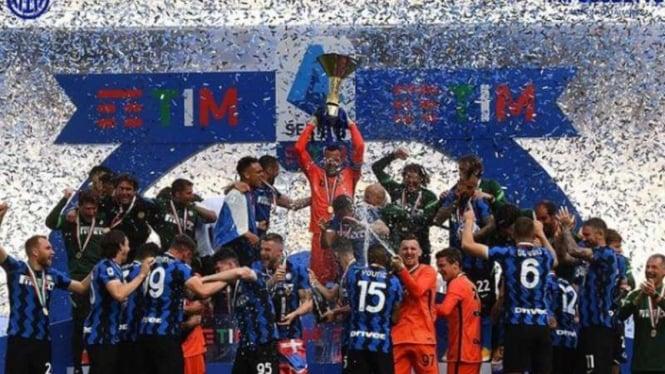 Klasemen Serie A: Inter Milan Juara, Siapa Tampil di UCL dan UEL?