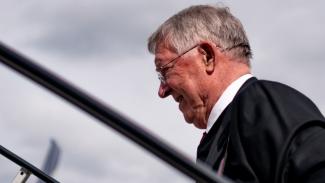 Mantan manajer Manchester United, Sir Alex Ferguson