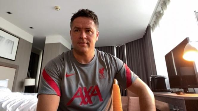 Legenda Liverpool, Michael Owen