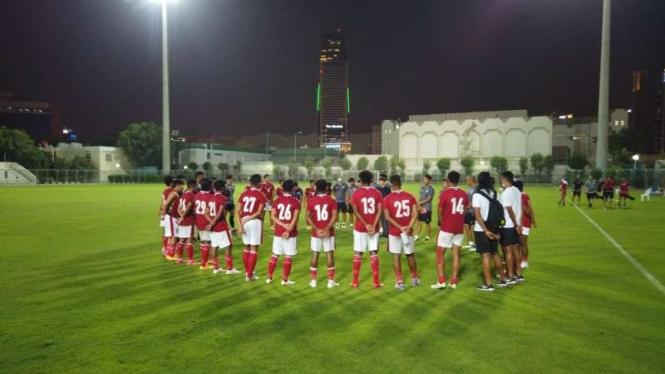 Timnas Indonesia Vs Afghanistan